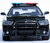 Greenlight Collectibles Fast Five 2011 Dodge Charger Pursuit front
