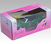 Greenlight Collectibles Bewitched 1969 Camaro packaging