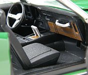 Greenlight Collectibles Bewitched 1969 Camaro interior