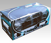 Greenlight Collectibles Men in Black 3 Ford Taurus SHO packaging