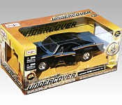 Maisto Need for Speed: Underground 1969 Dodge Charger R/T packaging