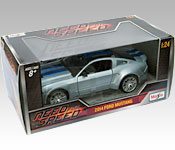 Maisto Need for Speed 2014 Ford Mustang packaging