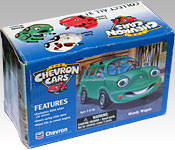 Chevron Cars Wendy Wagon packaging