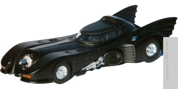 Mattel Batman Returns Batmobile