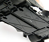 Mattel Batman Returns Batmobile chassis