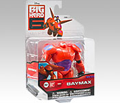 Bandai Baymax packaging
