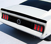 NKOK Furious 6 '69 Ford Mustang rear