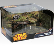 Disney Store Exclusive Star Wars Speeder Bike packaging