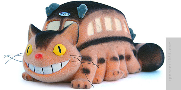 My Neighbor Totoro Neko Bus