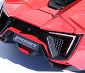 Jada Toys Furious 7 Lykan HyperSport rear