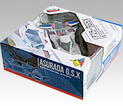 Mega House Future GPX Cyber Formula Asurada G.S.X. packaging