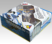 Mega House Future GPX Cyber Formula Asurada AKF-11 packaging