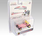 Mario Kart Peach Royale Packaging