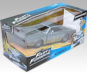 Jada Toys Furious 7 Dodge Charger R/T packaging