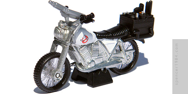 Mattel Ghostbusters Ecto-2 Motorcycle