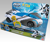 Mattel Max Steel Jet Racer Packaging