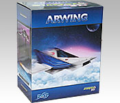 Star Fox Arwing packaging