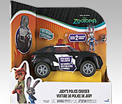 Tomy Judy's Police Cruiser packaging