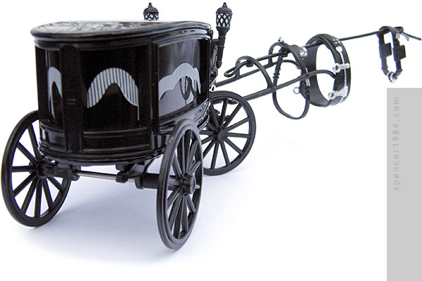 Walt Disney World Haunted Mansion Hearse