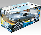 Jada Toys Fast and Furious Chevy Chevelle SS packaging