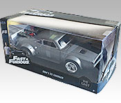 Jada Toys F8 1970 Dodge Charger packaging