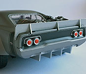 Jada Toys F8 1970 Dodge Charger rear