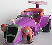 Disney Store Exclusive Mickey and the Roadster Racers Daisy roadster mode