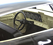 GreenLight Collectibles Supernatural 1967 Chevrolet Impala Sport Sedan interior