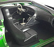 Jada Crosshairs interior