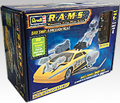 RAMS Spy Sportster packaging