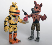 Five Nights at Freddy's Bonnie and Springtrap
