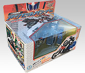 Kamen Rider Accel Gunner packaging