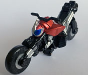 Kamen Rider Accel Bike Form