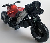 Kamen Rider Accel Bike Form rear