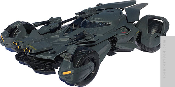Jada Toys 2017 Justice League Batmobile