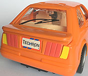 Chevron Cars Holly Hatchback rear