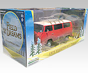 GreenLight Collectibles Field of Dreams 1973 Volkswagen Type 2 packaging