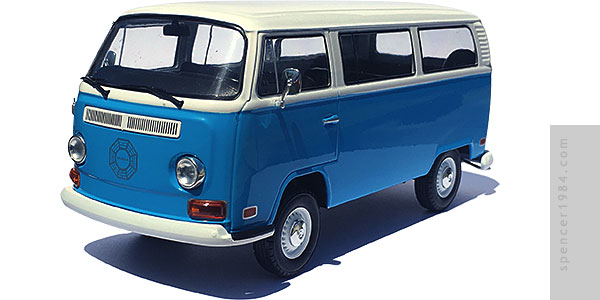 GreenLight Collectibles Lost 1971 Volkswagen Type 2
