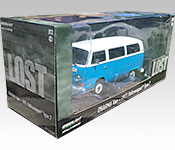 GreenLight Collectibles Lost 1971 Volkswagen Type 2 packaging