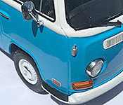 GreenLight Collectibles Lost 1971 Volkswagen Type 2 side detail