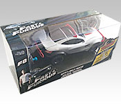 Jada Toys F8 Rally Fighter packaging