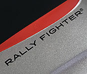 Jada Toys F8 Rally Fighter hood detail