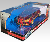 Jada Toys Iron Man Chevrolet Camaro Packaging
