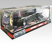 Jada Toys 1992 Batman: The Animated Series Batmobile