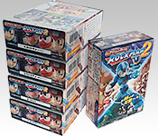 Rockman Series 2 Anamatronics Packaging