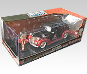 Jada Toys 1939 Chevy Master Deluxe Packaging