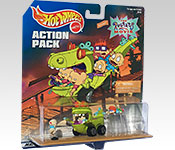 Rugrats Reptar Wagon packaging
