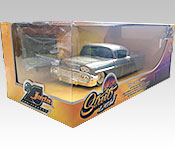 Jada Toys 1958 Chevy Impala Packaging