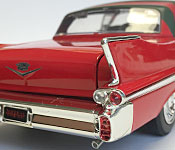 Jada Toys 1958 Cadillac Series 62 rear