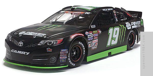 Lionel Hailie Deegan #19 Monster Energy 2019 Toyota Camry